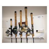 Viking Solutions Door Frame Fishing Rod Holder