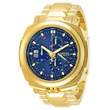 Invicta Men's Russian Diver Quartz Watch with Stainless Steel Strap, Gold, 26 (Model: 32767)