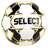 Select Weighted Goalkeeper Training Soccer Ball - 600g White/Black/Yellow