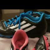 Adidas Shoes | Adidas Soccer Cleats Kids - Blue | Color: Blue | Size: 5.5bb