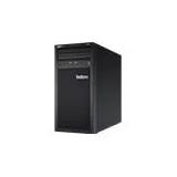 Lenovo ThinkSystem ST50 Tower Server - The latest Intel Xeon E Processor - 4x 3.5-inch HDD bays support hybrid HDD and SSD configurationsTB SSD