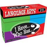 Teacher Created Resources Grades 2-3 Language Arts Game Multi, 5-1/2 x 4 x 1-3/4