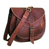 Handmade 13 Inch Leather Women Purse Bag   Leather Cross-body Bag   Leather Purse   Women Purse Leather   Leather Cross-body bag for Women   Leather Shoulder Bag for Women