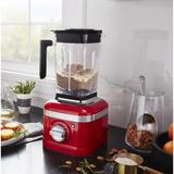 KitchenAid® K400 Variable Speed Blender w/ Personal Blender & Batch Jars in Red, Size 15.8 H x 7.59 W x 9.02 D in | Wayfair KSB4043YPA