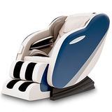 OFAN Shiatsu Massage Chair with S-Track, Zero Gravity Massage Chair, Yoga Stretch 3D Full Body Rocking Recliner with Foot Roller Bluetooth Heat,(ofbl-336)