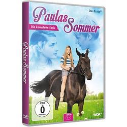 DVD Paulas Sommer (kompl. Serie) Hörbuch