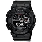 Men's Xl Digital Black Resin Strap Watch Gd100-1b - Black - G-Shock Watches