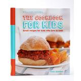 Simon & Schuster Cookbooks - The Cookbook for Kids Hardcover