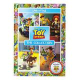 Phoenix International Interactive Play Books - Disney Pixar Toy Story Look & Find Collection Hardcover