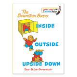 Penguin Random House Picture Books - The Berenstain Bears Inside Outside Upside Down Hardcover
