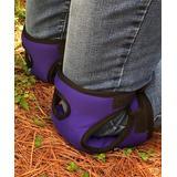 Tierra Garden Gardening Tools - Violet Knee Pads