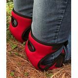 Tierra Garden Gardening Tools - Red Knee Pads