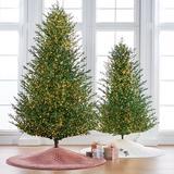 Starry Night Microlight Full Profile Tree - 9 Ft. - Frontgate - Christmas Tree