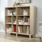 """Foundry Select Wahl 45.27"""" H x 53.15"""" W Standard Bookcase Wood in Brown/White, Size 45.27 H x 53.15 W x 14.37 D in   Wayfair"""