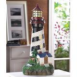 Zingz & Thingz Utility Lighting - Lighthouse Solar Light