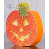 Foundations Decor Craft Kits - Jack o' Lantern Decorate-It-Yourself Block