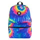 Hurley One and Only Printed Backpack, White