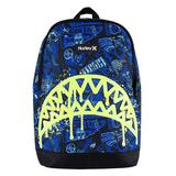 Hurley One and Only Graphic Crush Backpack, Brt Blue
