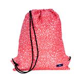 SCOUT Bags Backpacks - Pink Archie Old School Drawstring Backpack