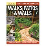 Fox Chapel Publishing Educational Books - Ultimate Guide: Walks, Patios & Walls Paperback