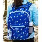 SCOUT Bags Backpacks - Blue & White By the Treeshore Pack Leader Backpack