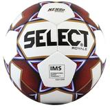 Select Royale Soccer Ball White/Maroon