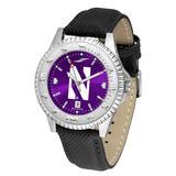 """Purple Northwestern Wildcats Competitor AnoChrome Watch"""