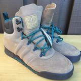 Adidas Shoes | Adidas Jake Blauvent Boot 2.0 Suede Hiking Boots | Color: Brown/Green | Size: 11.5