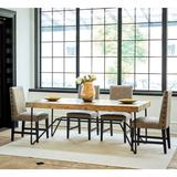 Tyler 5PC Standard Height Dining Set-Table & Four Side Chairs - Picket House Furnishings MDCZ1005PC