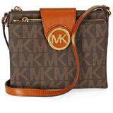 Michael Kors Bags   Authentic Michael Kors Fulton Saffiano Leather Cb   Color: Brown   Size: Os