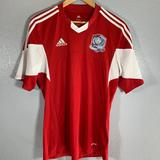 Adidas Shirts | Adidas Soccer Club Mjea Red Jersey #81 | Color: Red/White | Size: M
