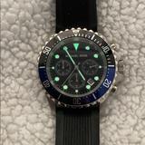 Michael Kors Accessories | Black Rubber Mens Michael Kors Watch | Color: Black | Size: Os