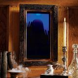 Deluxe Animated Ghost Mirror - Grandin Road