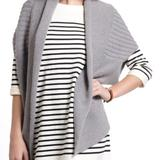 Anthropologie Sweaters   Anthropologie Angel Of The North Lambswool Sweater   Color: Gray   Size: S