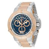 Invicta Men's Subaqua Noma III Quartz Diving Watch with Stainless Strap, Steel, Rose Gold, 28 (Model: 31884)