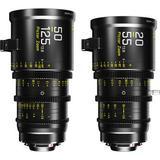DZOFilm Pictor 20-55mm and 50-125mm T2.8 Super35 Zoom Lens Bundle (PL Mount and EF DZO-7220001B/2 B-BUNDLE
