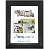 Timeless Frames Alexis Picture Frame Wood in Black, Size 14.13 H x 10.13 W x 0.75 D in | Wayfair 42542