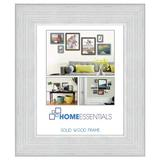 Timeless Frames Shea Picture Frame Wood in Gray, Size 14.13 H x 10.13 W x 0.75 D in | Wayfair 80842