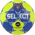 SELECT Handball Maxi Grip 2.0 Gr. 1, Größe 1 in Blau/Gelb