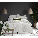 Wade Logan® Kyle Plush Single Comforter, Polyester/Polyfill/Polyester/Velvet in Ivory, Size Queen Comforter | Wayfair