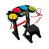 Winfun Drums - Black Rhythm Pro Electronic Drum Set