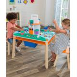 KidKraft Indoor Table Chair Sets - The Maker's Space Project Station