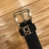 Michael Kors Accessories | Calvin Klein Black Belt | Color: Black | Size: 42.5 Inches