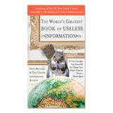Penguin Random House Entertainment Books - The World's Greatest Book of Useless Information Paperback