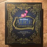 Disney Other | Alice In Wonderland Special Un-Anniversary Lmtd | Color: Blue/Gold | Size: Os