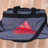 Adidas Bags | Adidas Sports Bag | Color: Gray | Size: Os