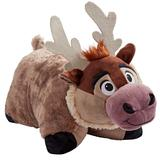 Disney's Frozen 2 Sven Stuffed Animal Toy by Pillow Pets, Brown, Large