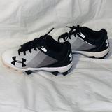 Under Armour Shoes | Under Armour Soccer Cleats | Color: Black/White | Size: 11 K