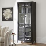 Blake Glass Door Cabinet - Ballard Designs