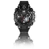 Kronos Pro - 2.7K SuperHD WiFi Camera Watch with LED Flashlight